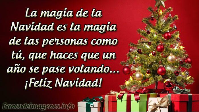 Frases Bonitas Para Felicitar En Navidad Frases De Feliz
