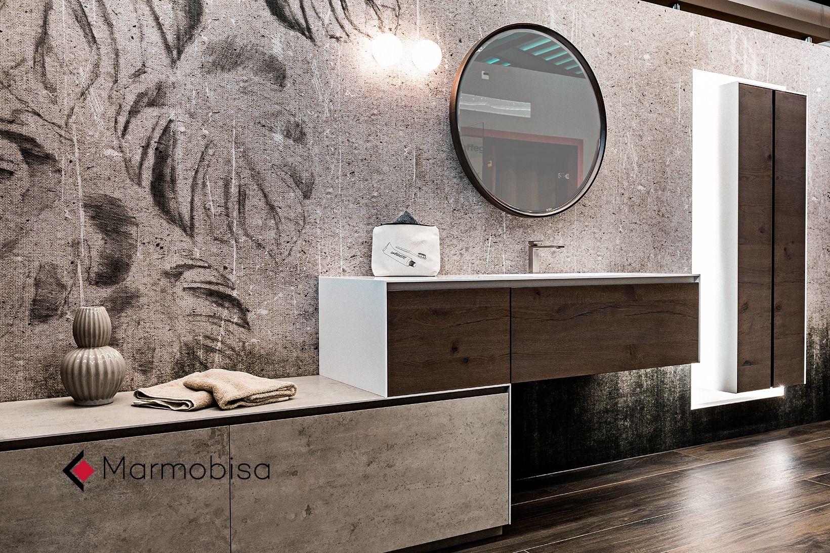Boden Und Wandbelage Fur Ihr Traumbad Damentoilette Badgestaltung Wand