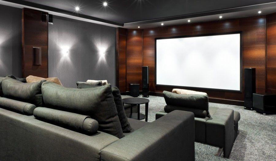 Bat home theater ideas, DIY, small spaces, budget, medium ...