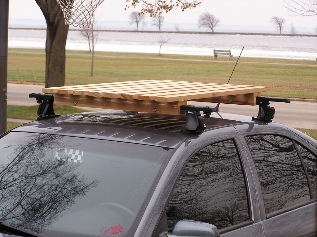 Wooden Roof Rack Camping Pinterest Roof Rack Diy