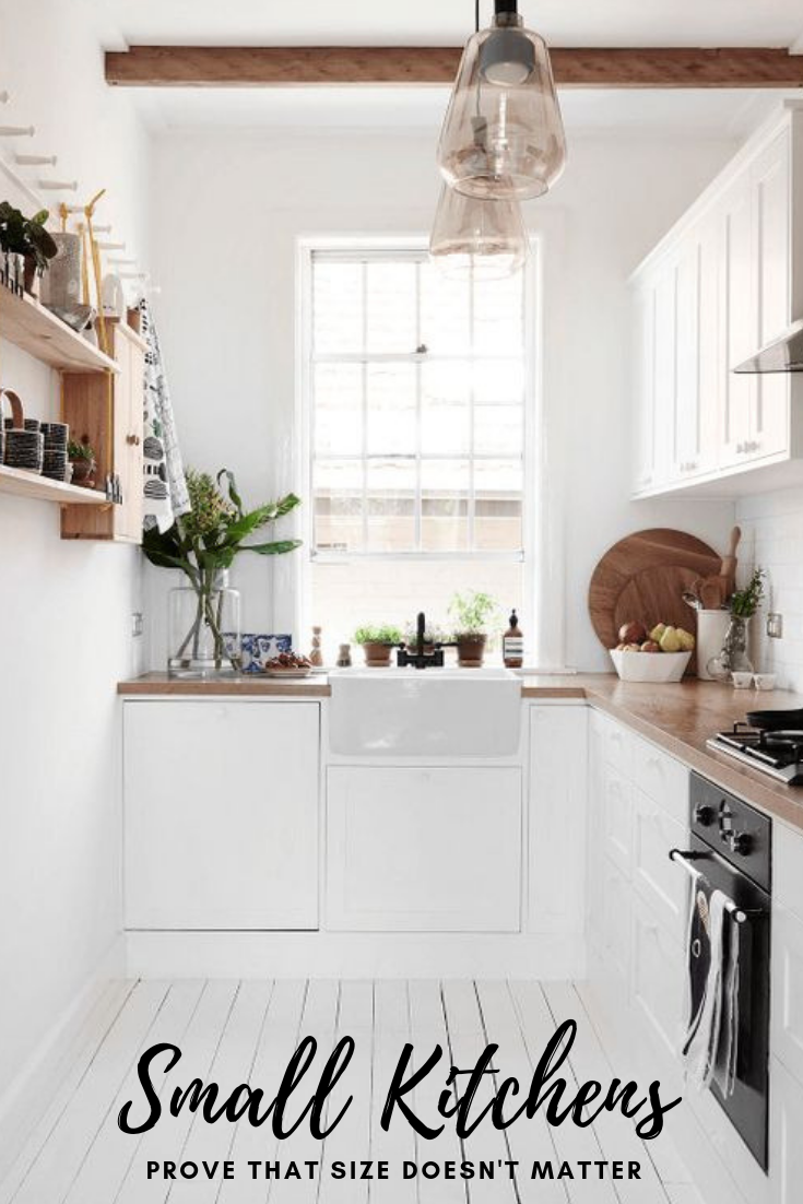 10 Small Kitchen Ideas That Prove Size Doesn T Always Matter Galley Kitchen Design Kitchen Design Small Kitchen Layout