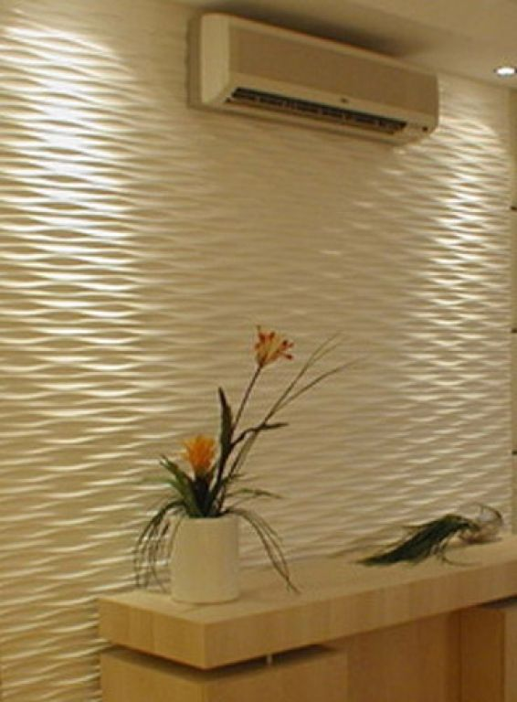 Unique Decorative 40d Wall Panels Adding Dimension To Empty Walls And Inspiration Decorative Wall Paneling Designs