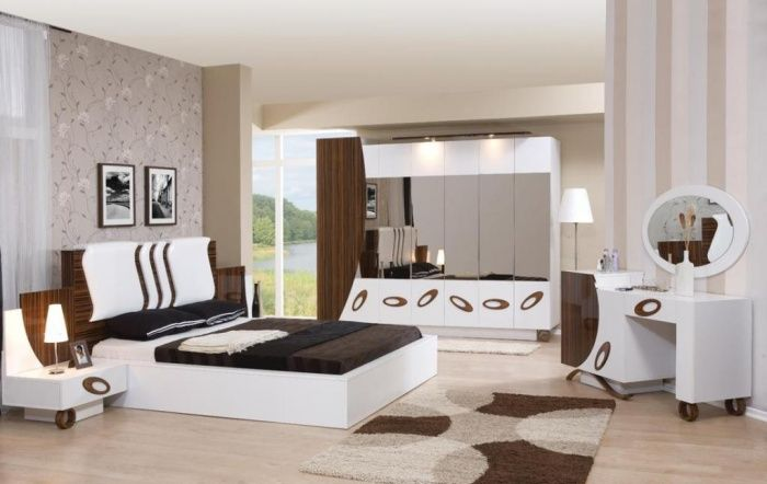 Fabulous And Breathtaking Bedroom Designs Pouted Com White Bedroom Set Furniture Master Bedroom Furniture Modern Bedroom Furniture Sets
