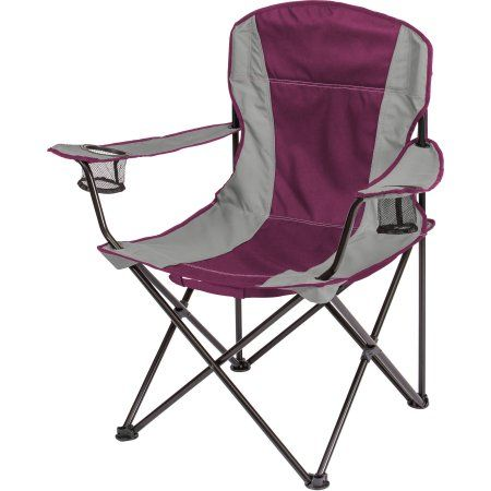 Fantastic Ozark Trail Oversized Quad Chair Purple Products Chair Theyellowbook Wood Chair Design Ideas Theyellowbookinfo