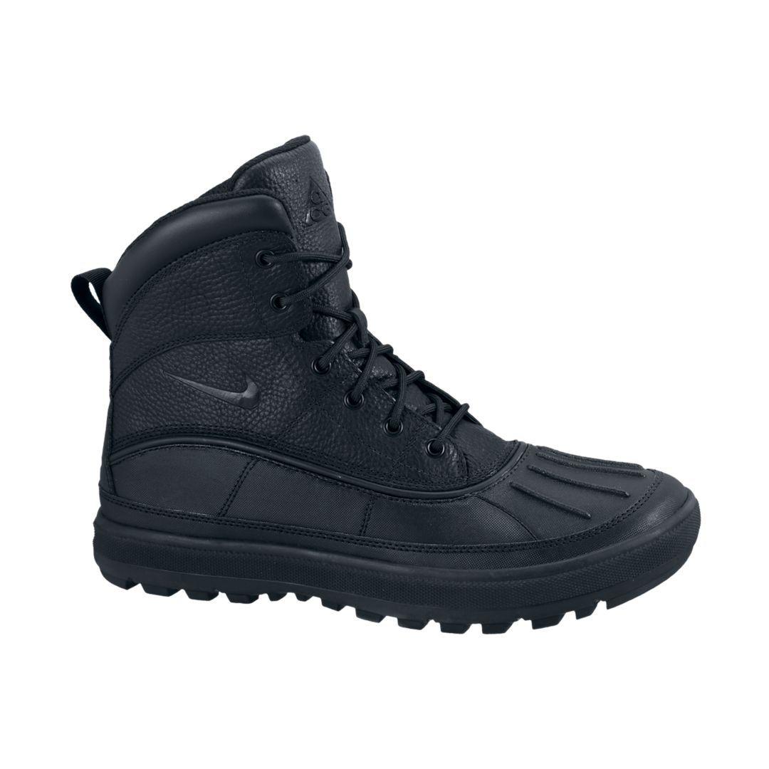 Nike Woodside II Men's Boot Size 15 (Black) | Boots men ...
