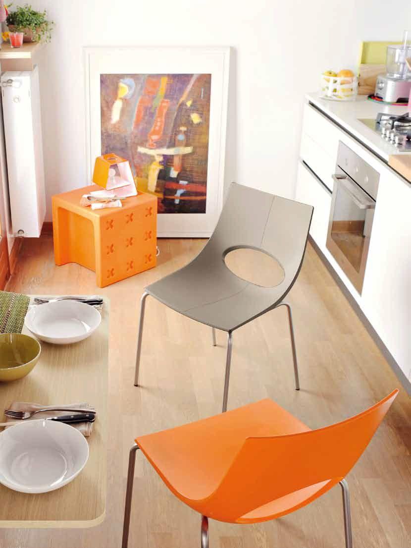 Lightweight stackable chairs -  Congress Is A Lightweight But Resistant Stackable Chair With A Dynamic And Sleek Design