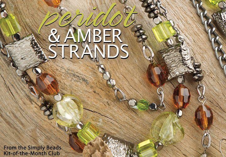 16++ Annies jewelry kit club information