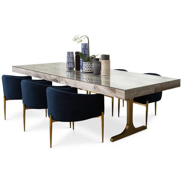 Cody Farmhouse 2 Dining Table Wood Dining Table Modern Modern Dining Furniture Modern Dining Table