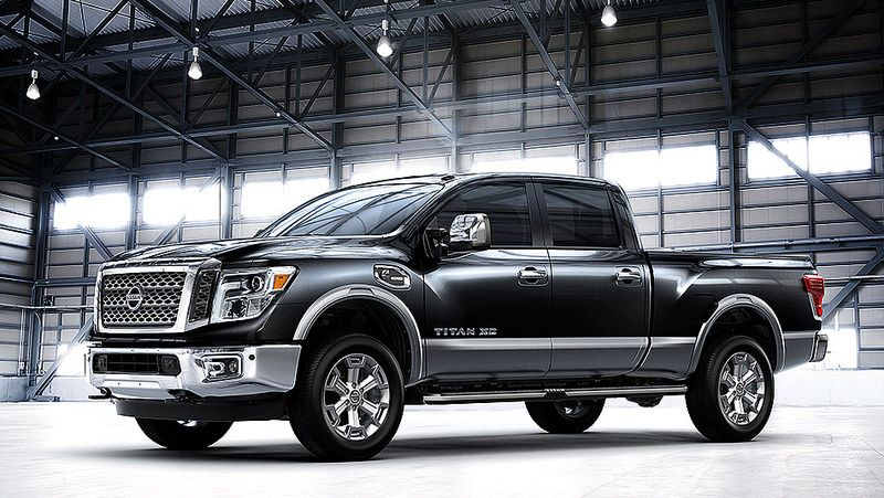2016 Nissan Titan XD Ready to Shake Up the LightDuty