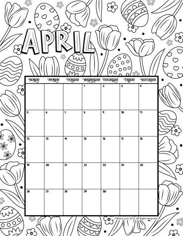 Most Recent Pic 2020 Calendar Coloring Concepts In 2020 Coloring