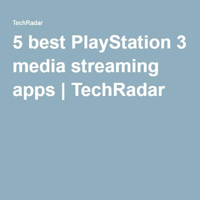 5 best PlayStation 3 media streaming apps | TechRadar