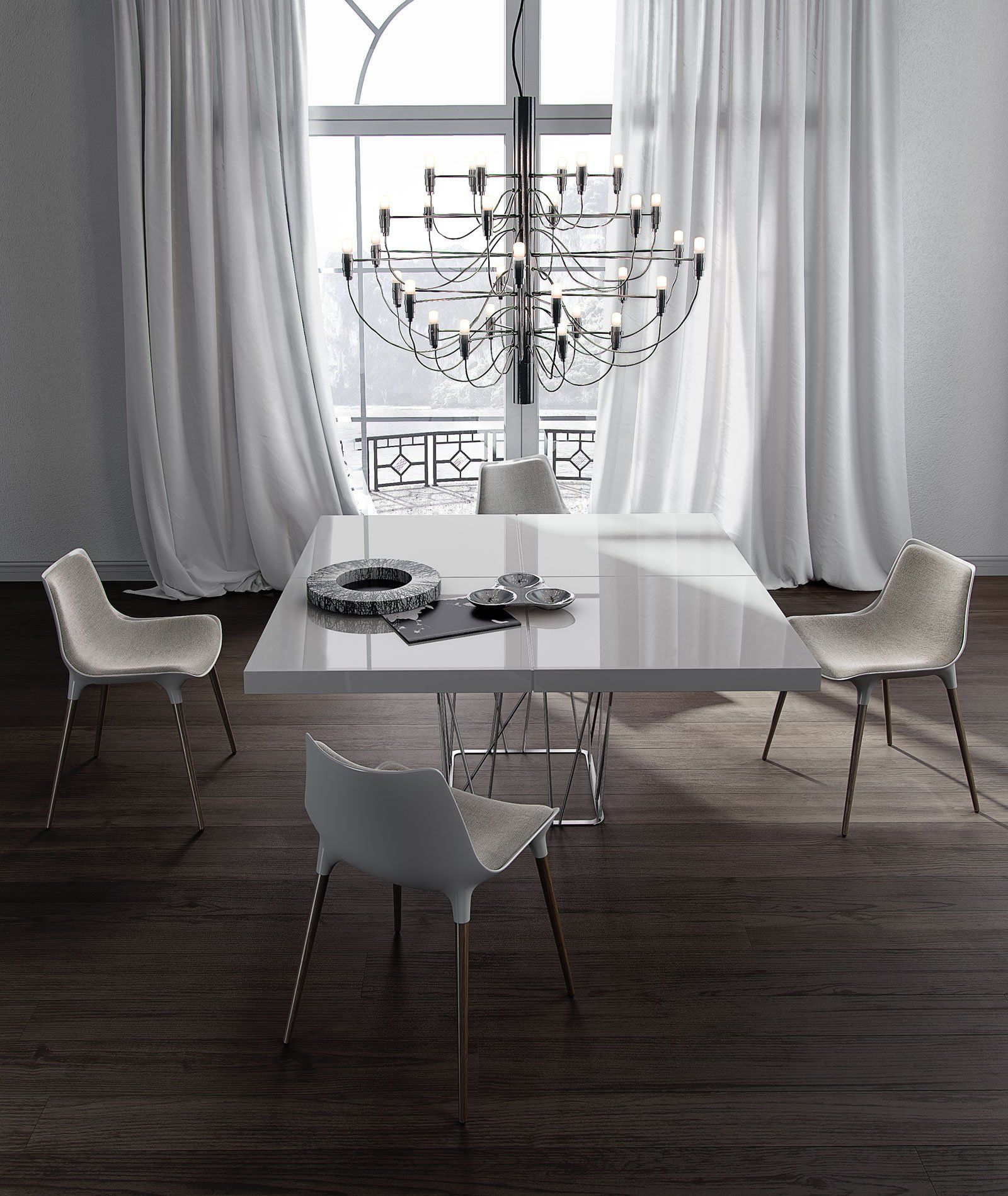 Square Dining Tables Table In