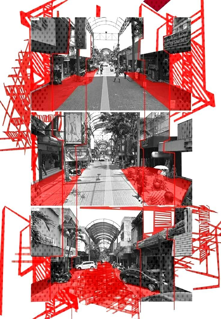 Architecture: Decoding Pasar Baru - Dress Models Architecture: Decoding Pasar Baru - Dress Models