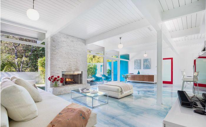 Laurel Canyon Mid Century Modern Home