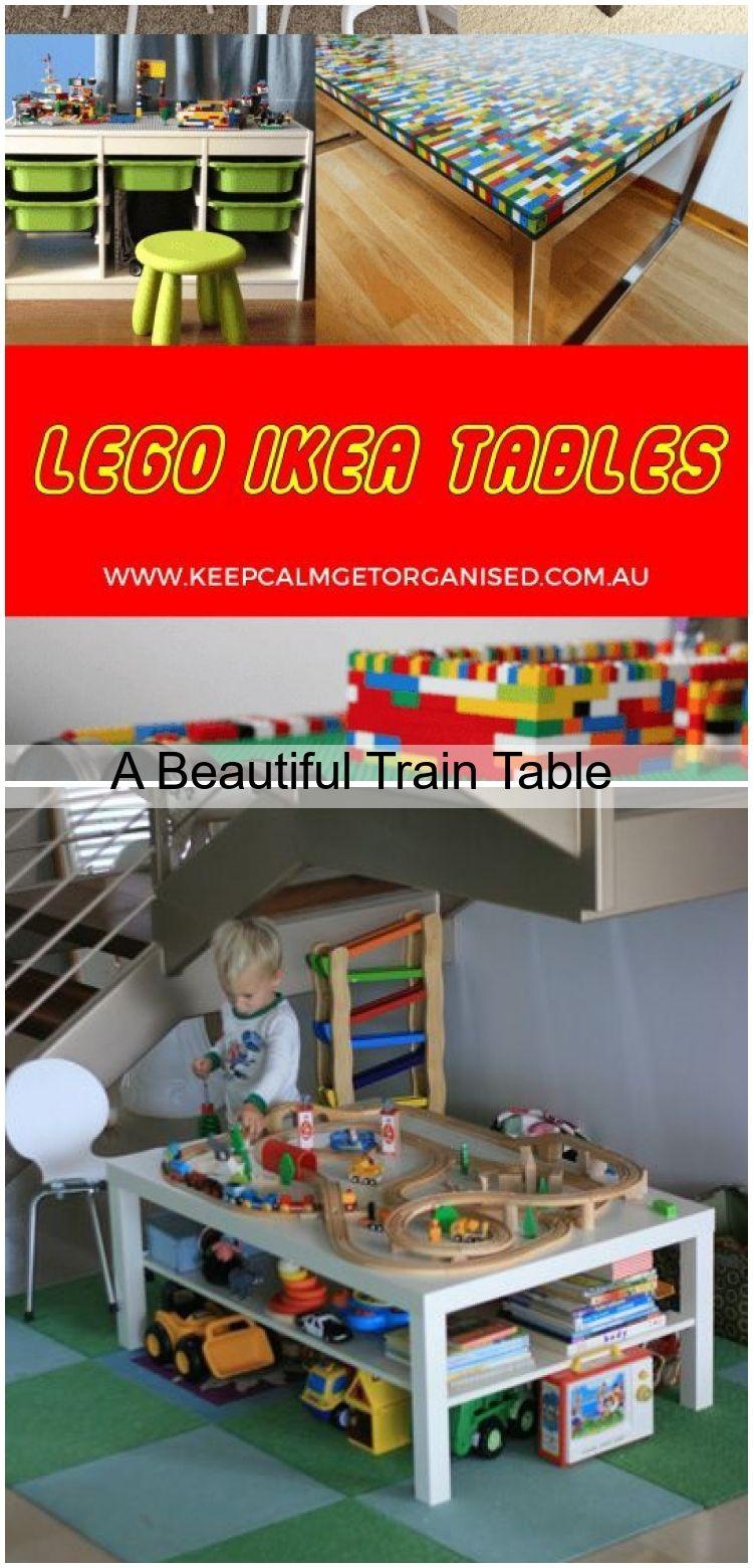 A Beautiful Train Table Train Table Train Table Ikea Table