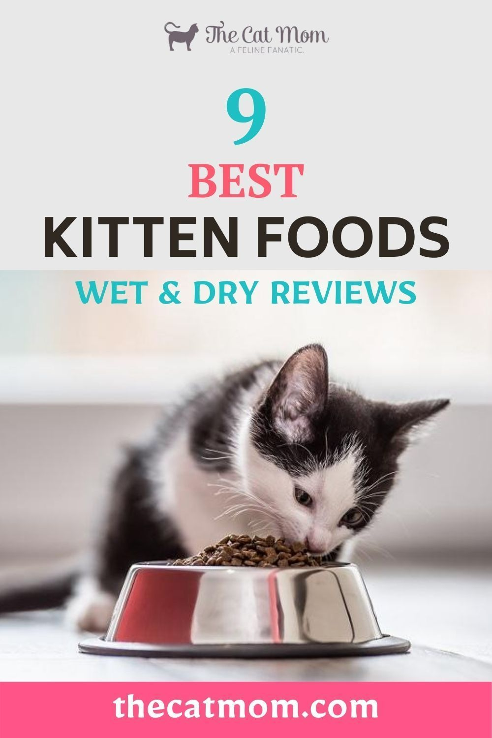The 9 Best Kitten Foods Wet Dry Reviews In 2020 Kitten Food Best Cat Food Dry Cat Food