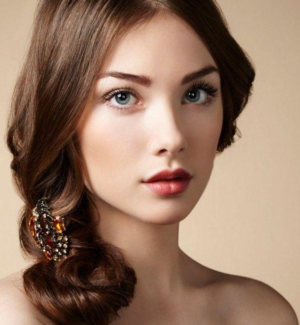 Naturally Beautiful Women Without Makeup - Google Search  Beautiful Women Appreciation