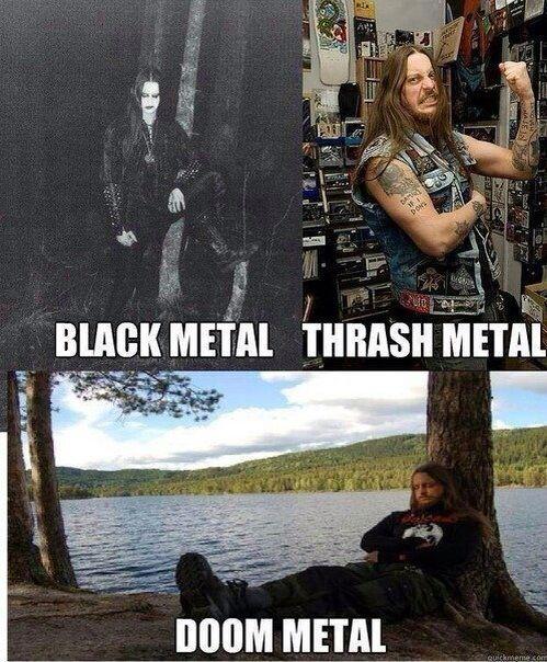 Pin En Metalhead