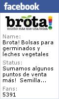 Brota! bolsas para leches vegetales y germinados: Donde conseguir tu Brota!