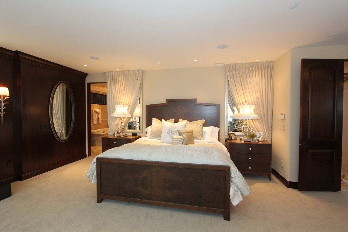 Robeson Design Bedroom Entrancing La Jolla Luxury Master Bedroom Before And After Robeson Design Review
