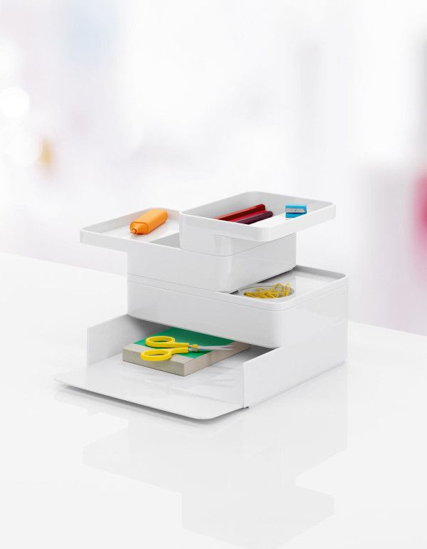 Formwork Desk Accessories By Facility For Herman Miller In Main Home Furnishings Category