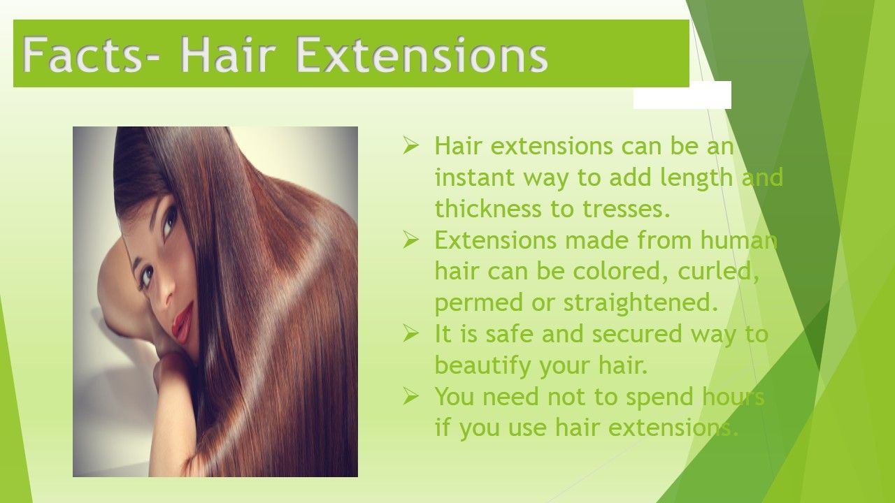 Know Facts About Hair Extensions Ego Wellness Hair Care