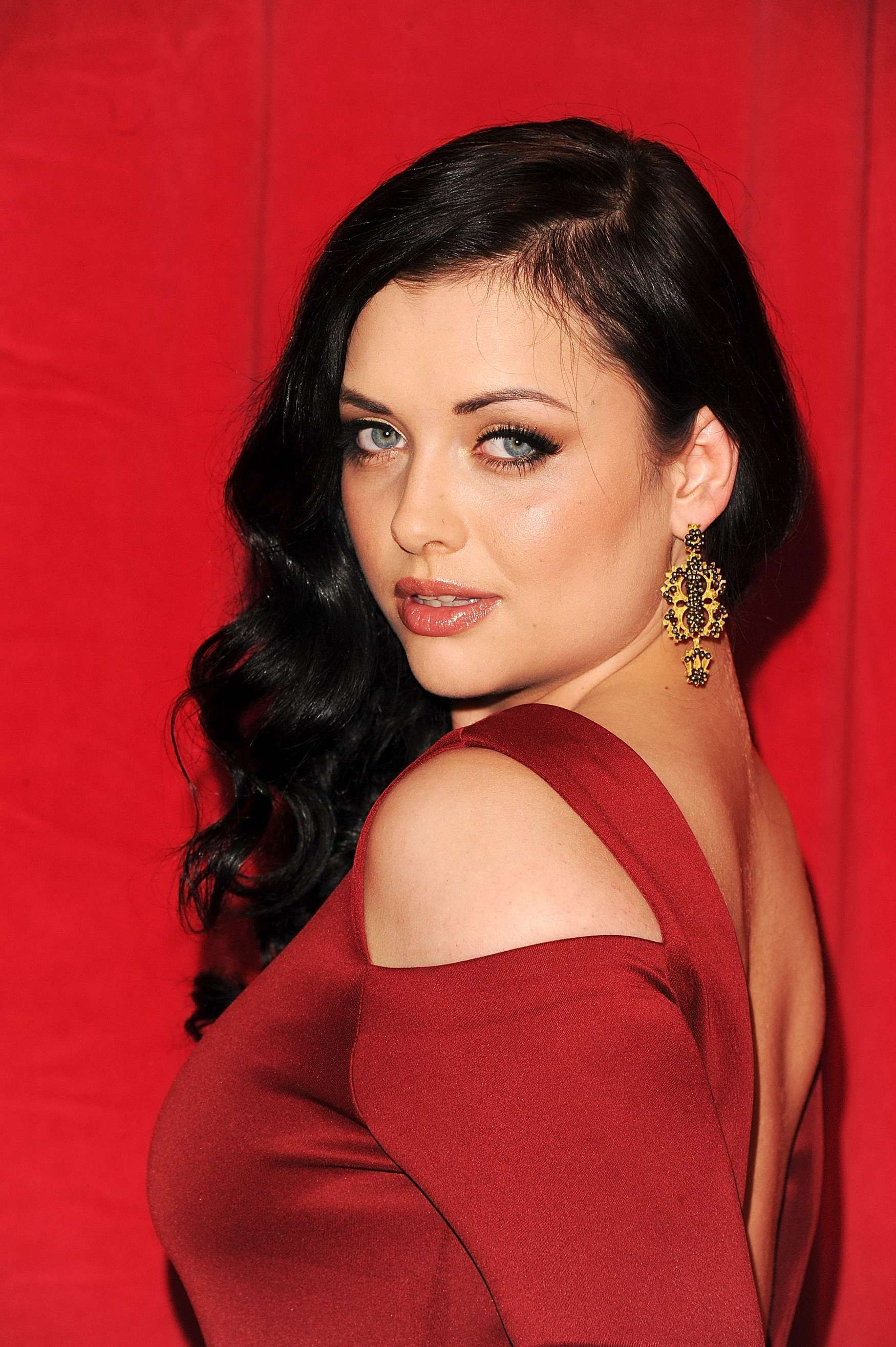 Celebrity Shona Mcgarty nude photos 2019