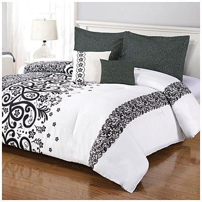 Living Colors™ King 5-Piece Reversible Comforter Sets at Big Lots