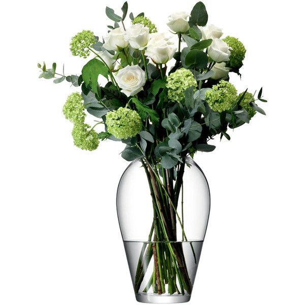 Lsa Flower Grand Bouquet Vase 71 Liked On Polyvore Featuring