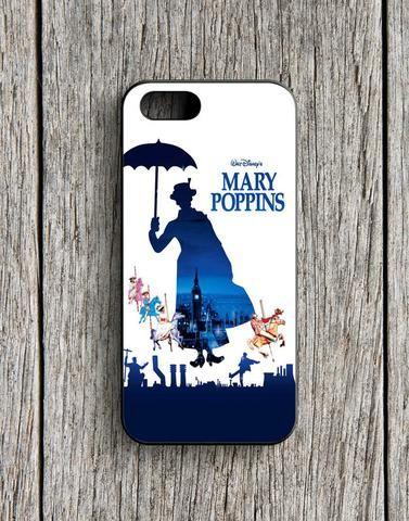 Mary Poppin Musical Movie 1964 Walt Disney iPhone 5 | 5S Case