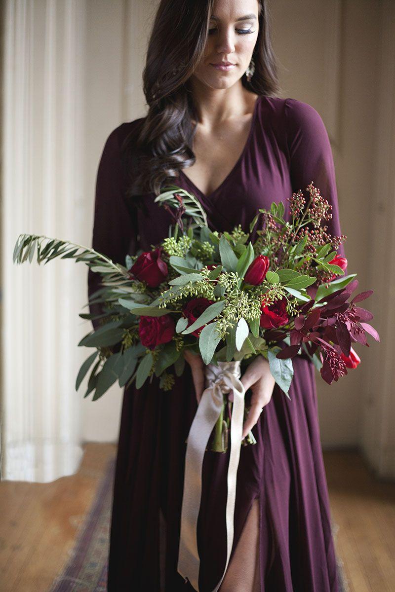 Merlot Musings Wedding Inspiration Palette Profile Wedding