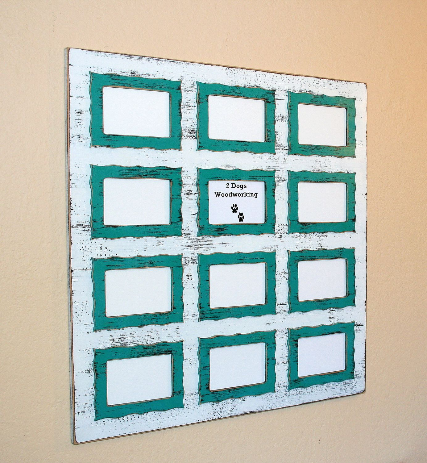collage frames to hold 12 3x5 photos   Collage Multiple photo ...