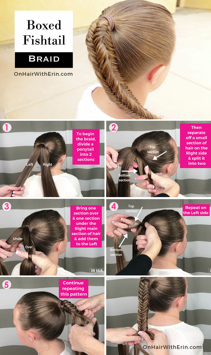 Pin On Hair Tutorials By Erin Balogh