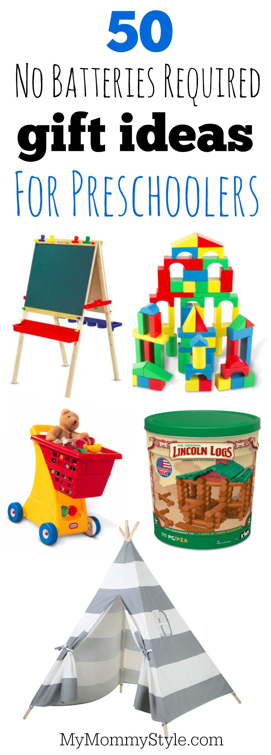 There are so many great options for battery free toys for