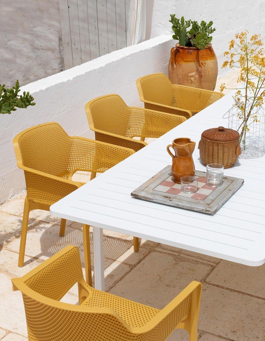 Tavoli E Sedie Da Giardino Nardi.Poltroncina Net Nardi Tavolo E Sedie Da Giardino Sedie Da