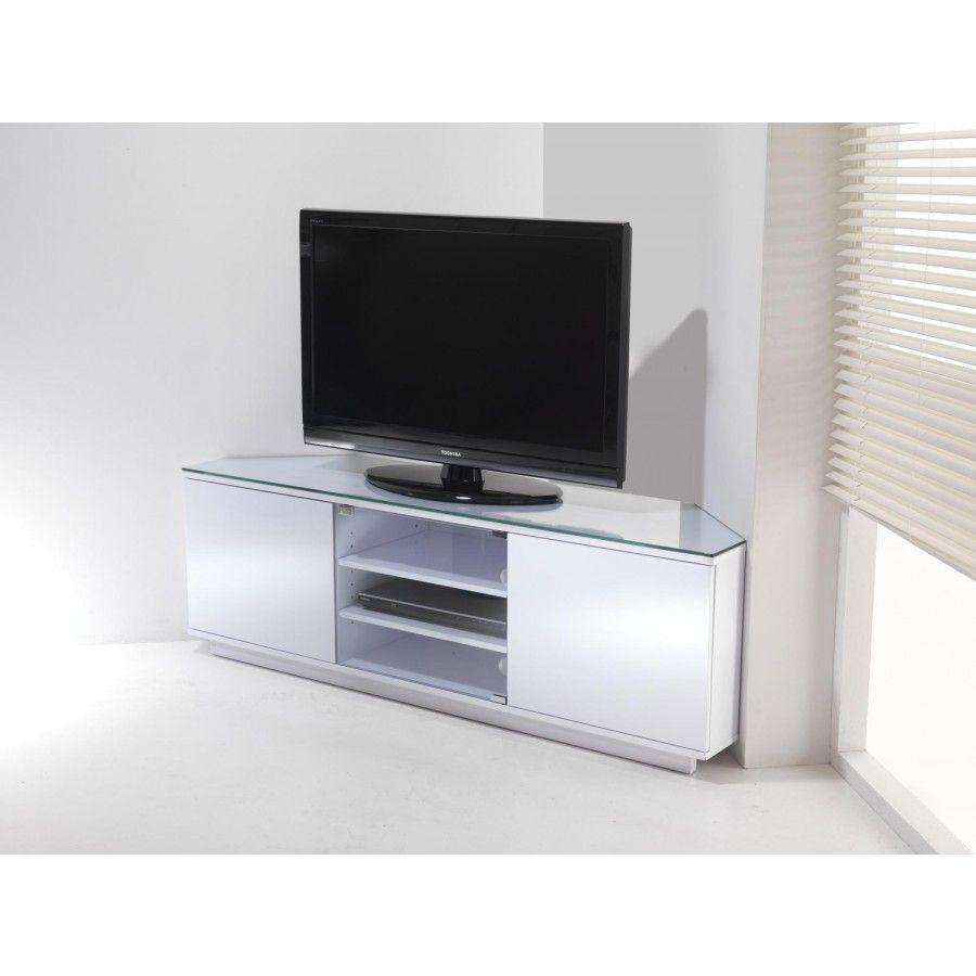 super popular 63d37 3f228 Small White Corner Tv Cabinet | consumers | Corner tv ...