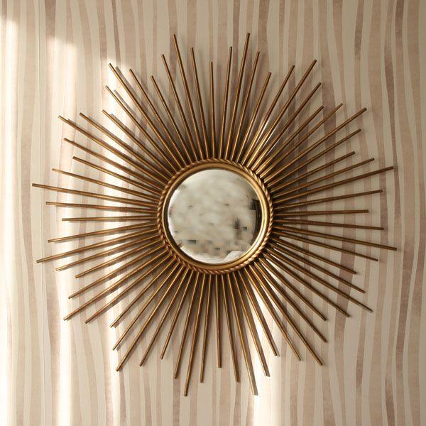Espejo sol chaty vallauris ojo de bruja hogar pinterest upcycling - Espejos de sol ...