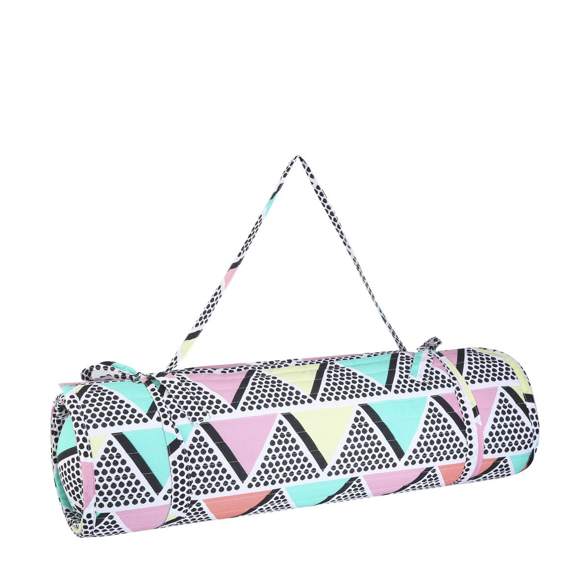 Quilted Beach Mat with Pillow Kmart Turkish towels