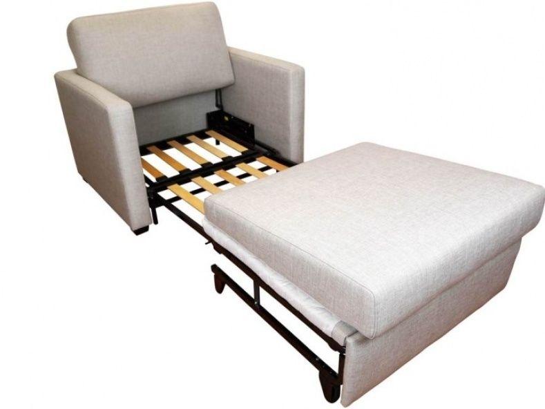 Armchair Sofa Bed Single