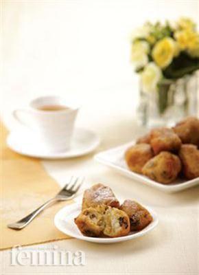 Donat Durian Resep Masakan Indonesia Makanan Minuman Resep