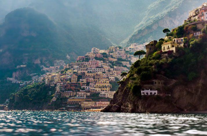 Positano, Amalfi Coast, Campania, Italy. photo © Cristina Strazzoso.