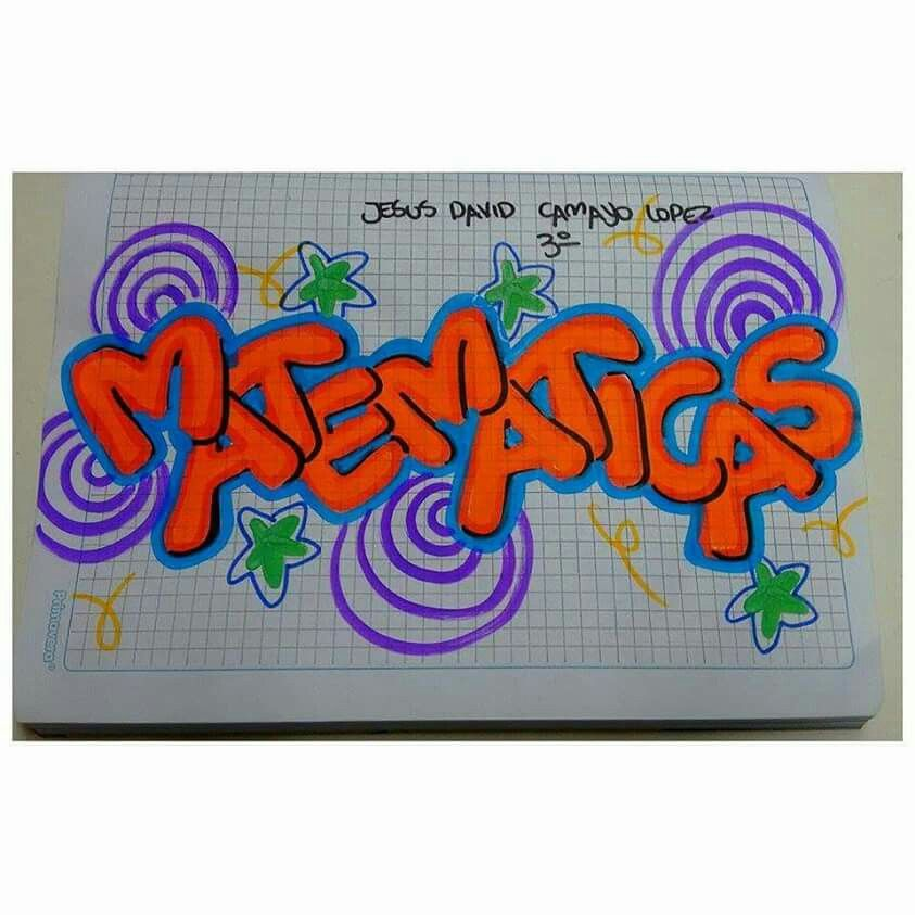 Pin de sara en ricardo pinterest marcar cuadernos - Formas de letras para decorar ...