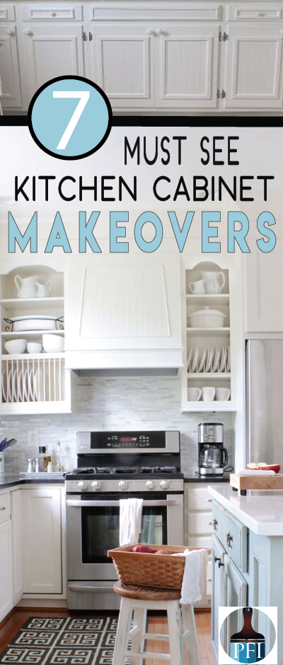 Must See Kitchen Cabinet Makeovers | Küche