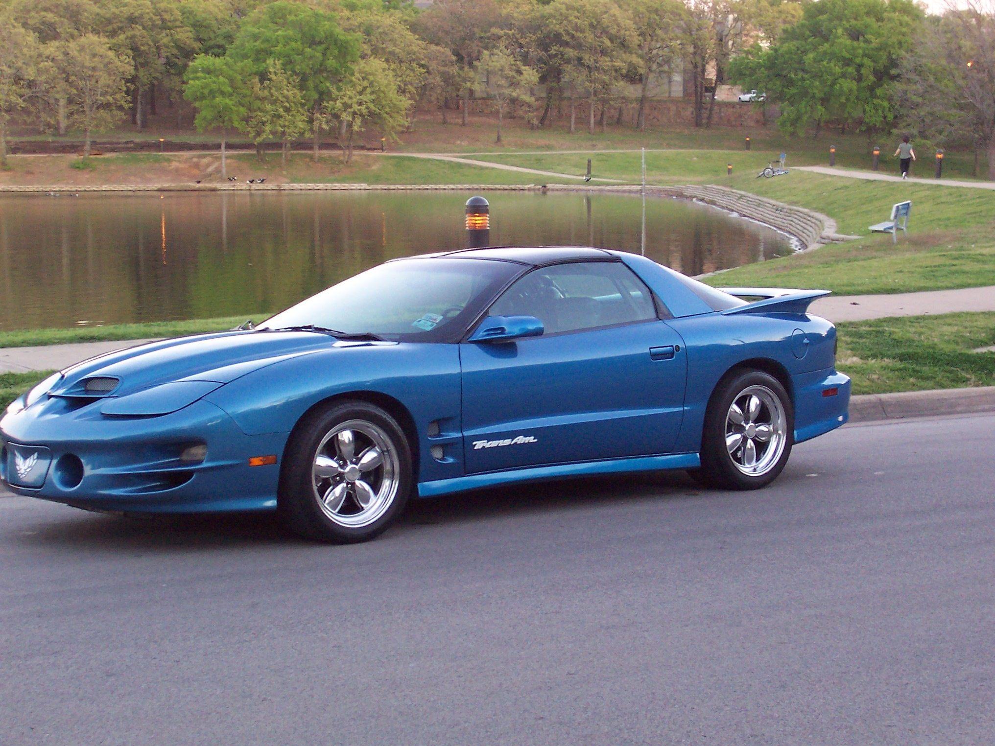 dream 2 car garage ideas - rare 99 Trans Am 99 trans ams Pinterest