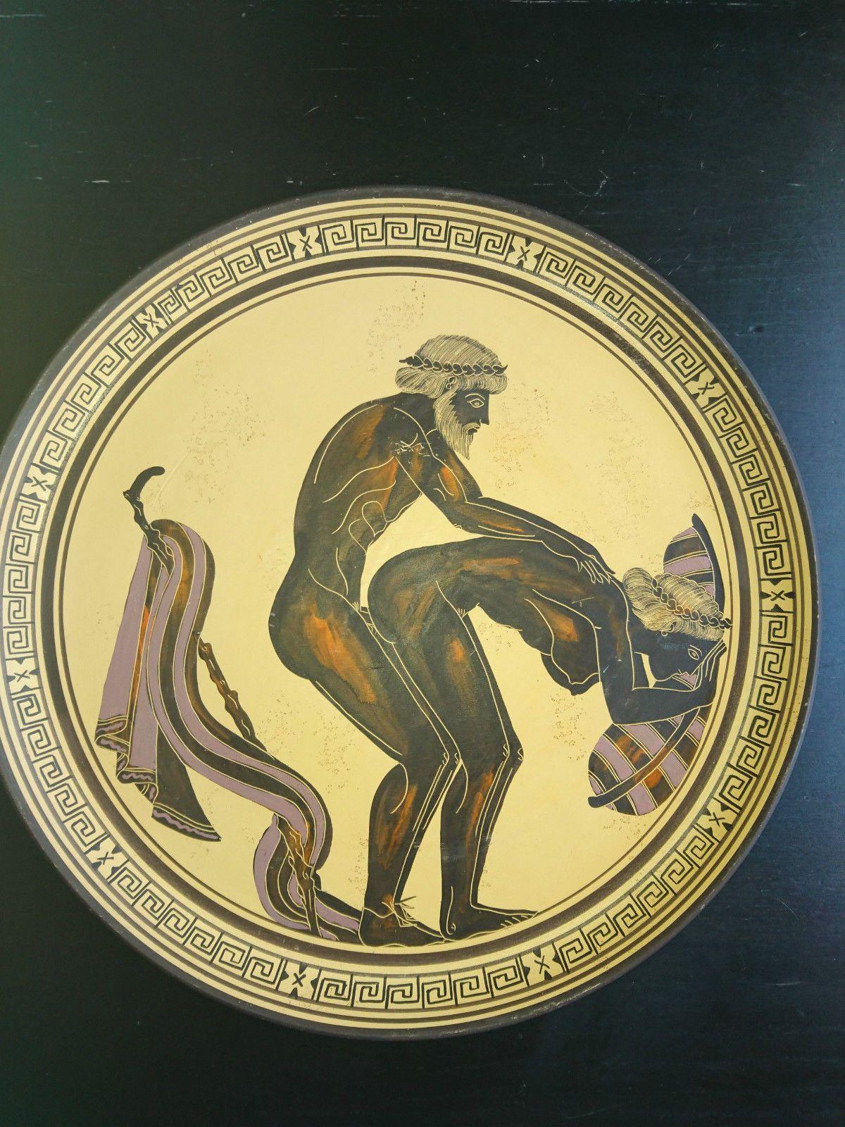 Erotic greek paintings