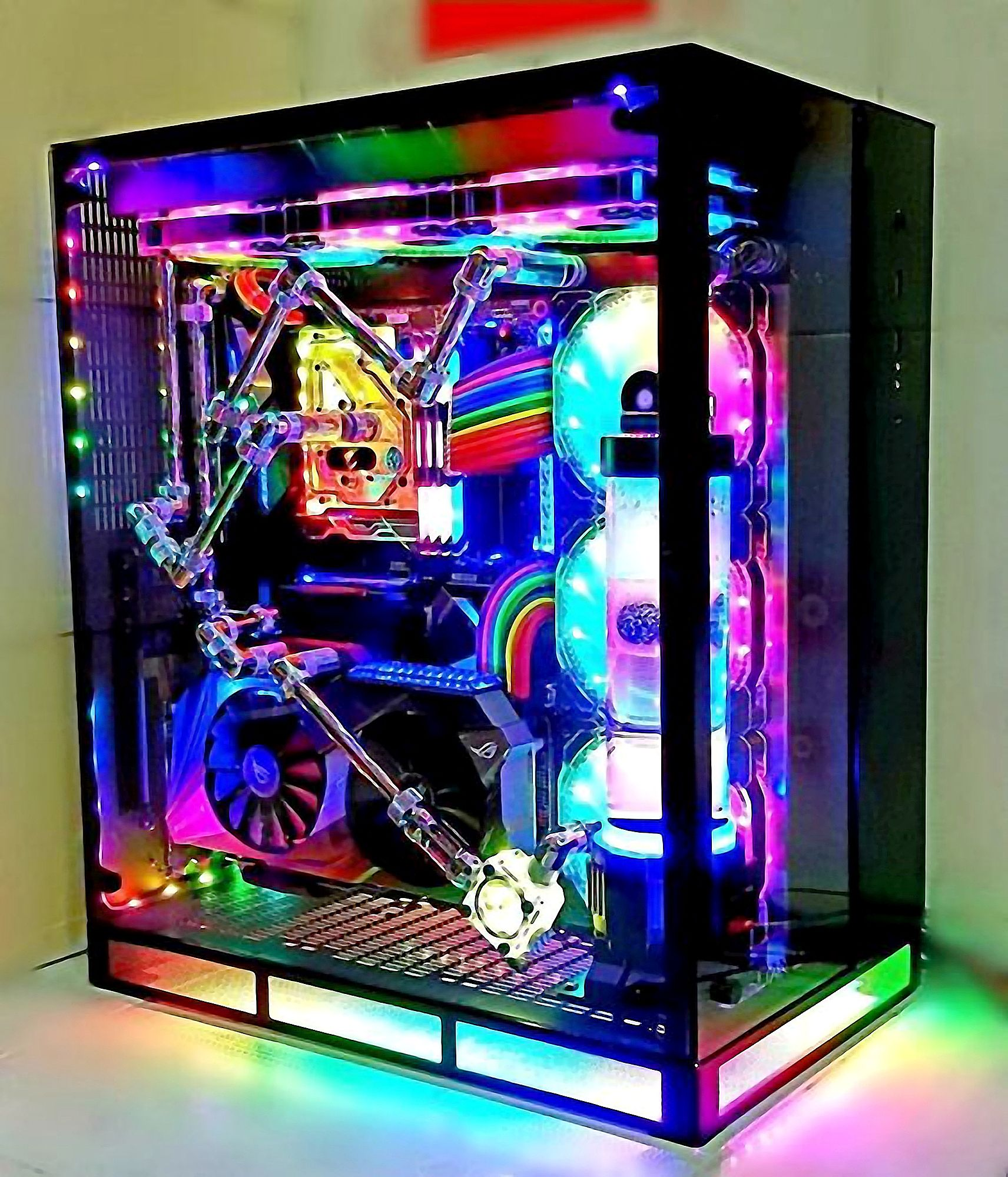 Pin by Rompastompa71 . on Pc Computer setup, Pc gaming
