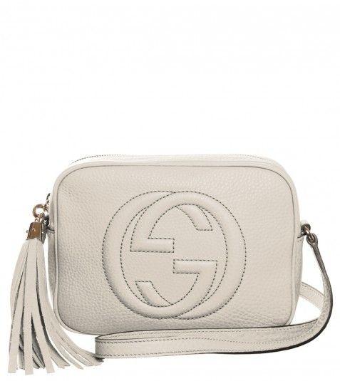Gucci Soho Ivory Leather Disco Bag Handbags New Style Whole Replica Designer Reviews
