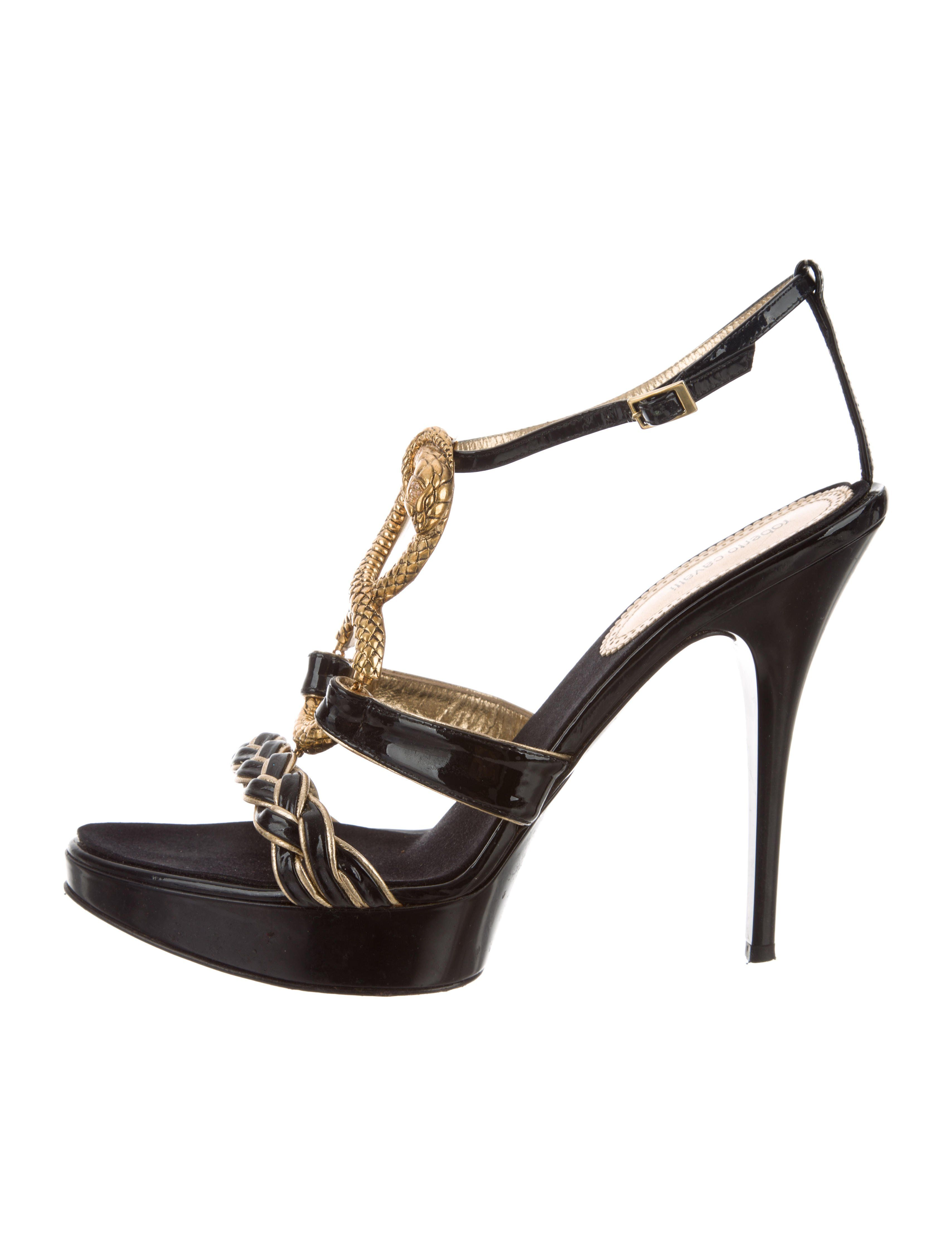 Patent Leather Platform Sandals With Images Leather Platform Sandals Platform Sandals Patent Leather