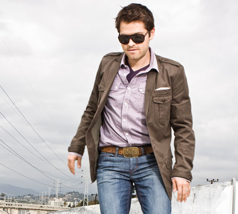Misha Collins Images Wallpaper And Background Photos