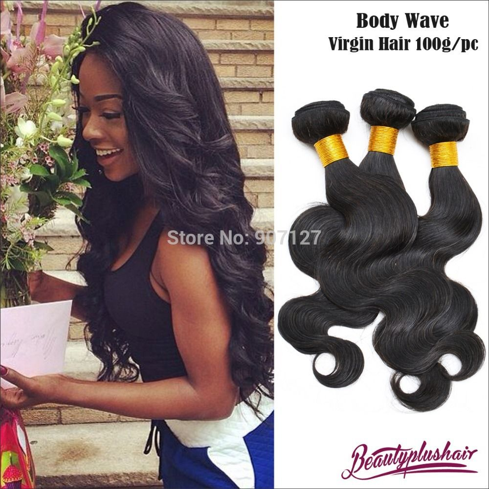 Pin by JinglesHair on Body Wave Virgin Hair | Remy hair ...